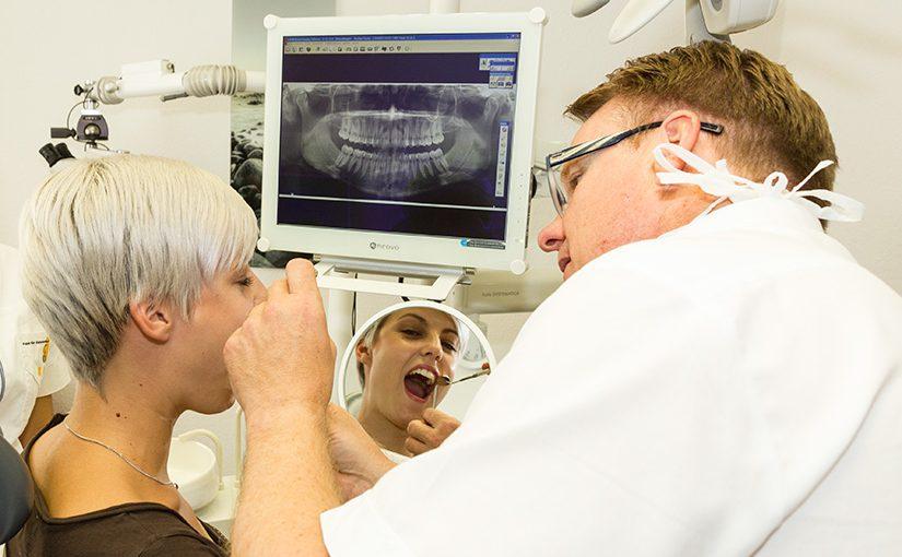 Wenn der Zahnnerv entzündet ist
